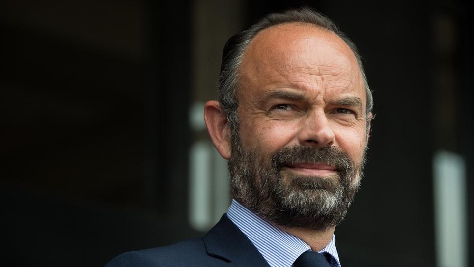 Le Premier ministre Edouard Philippe au Havre le 24 juin 2019