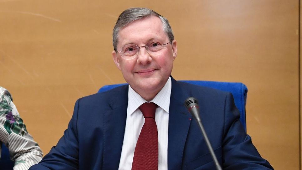Philippe Bas, le 12 septembre 2018 à Paris