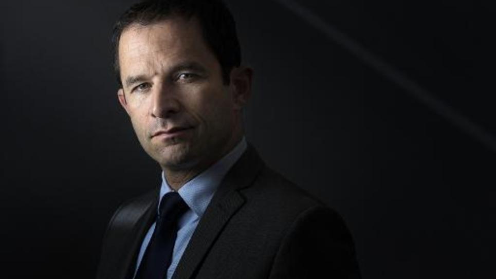 L'ancien ministre de l'Education Benoît Hamon, le 8 juin 2015 à Paris