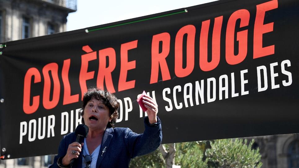 Michèle Rivasi, à Marseille, le 26 septembre 2016.