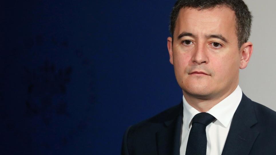 Le ministre des comptes publics Gérald Darmanin, le 27 mars 2019 à Paris