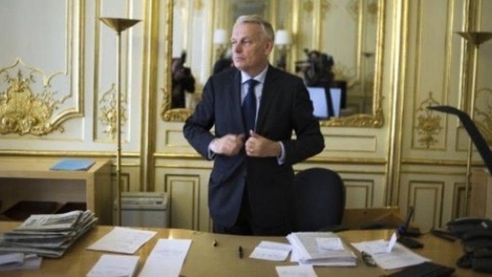 Intervention de Jean-Marc Ayrault après la réunion avec les élus bretons sur l'écotaxe