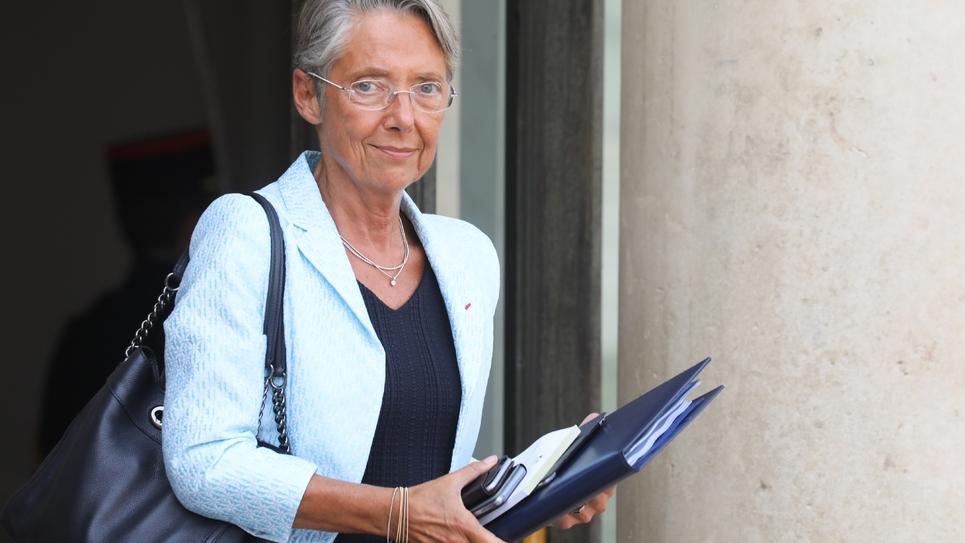 La ministre de la Transition écologique Elisabeth Borne, le 28 août 2019 à Paris