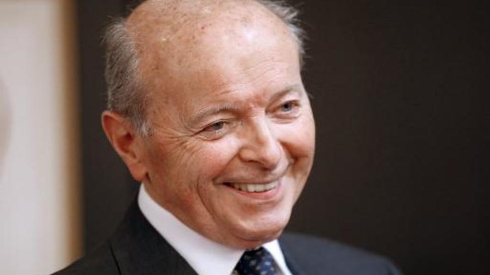 Jacques Toubon avant son audition devant les députés à l'Assemblée Nationale, le 2 juillet 2014