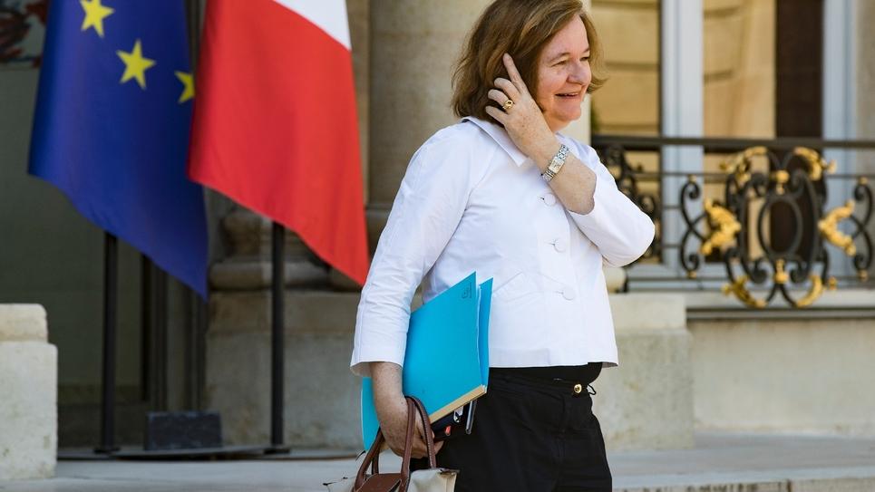 La ministre chargée des Affaires européennes Nathalie Loiseau, à Paris le 3 août 2018