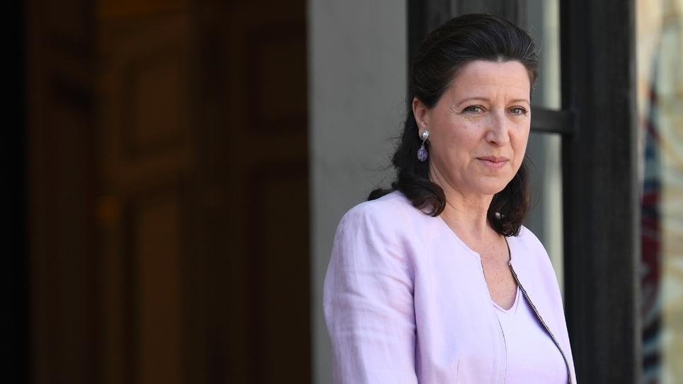 Agnès Buzyn en avril 2018