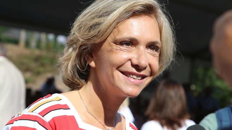 Valérie Pécresse à Brive-la-Gaillarde le 31 août 2019