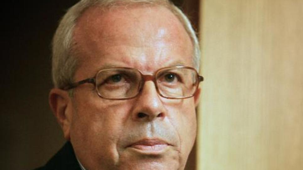 Pierre-Philippe Pasqua, le 4 octobre 2007 à Paris