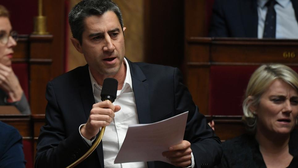 Francois Ruffin (LFI) à l'Assemblée nationale le 3 décembre 2019