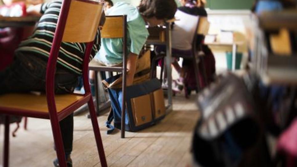 """Le redoublement, qui a déjà diminué mais reste plus fréquent en France qu'ailleurs, va devenir une décision """"exceptionnelle"""", en accord avec les parents et entraînant un accompagnement spécifique des élèves"""