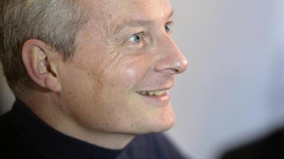 Bruno Le Maire et 89 députés UMP et UDI demandent le retrait de la réforme du collègedans une lettre au président François Hollande