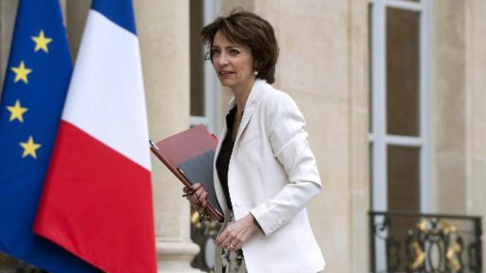 Marisol Touraine à son arrivée le 3 juin 2014 à l'Elysée à Paris