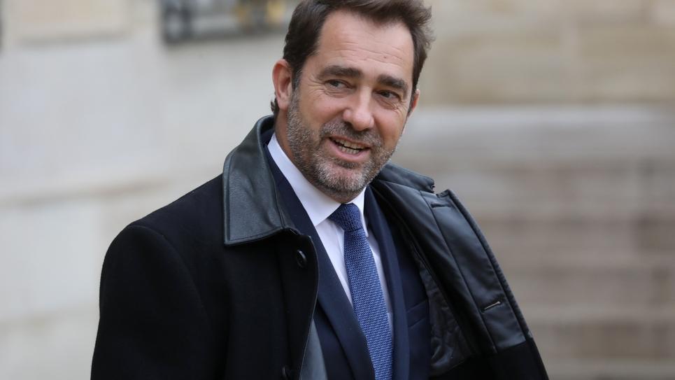 Le ministre de l'Intérieur Christophe Castaner, le 30 octobre 2018 à l'Elysée