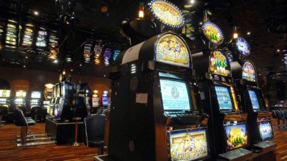 Vue en date du 5 juin 2006 d'un casino au Havre