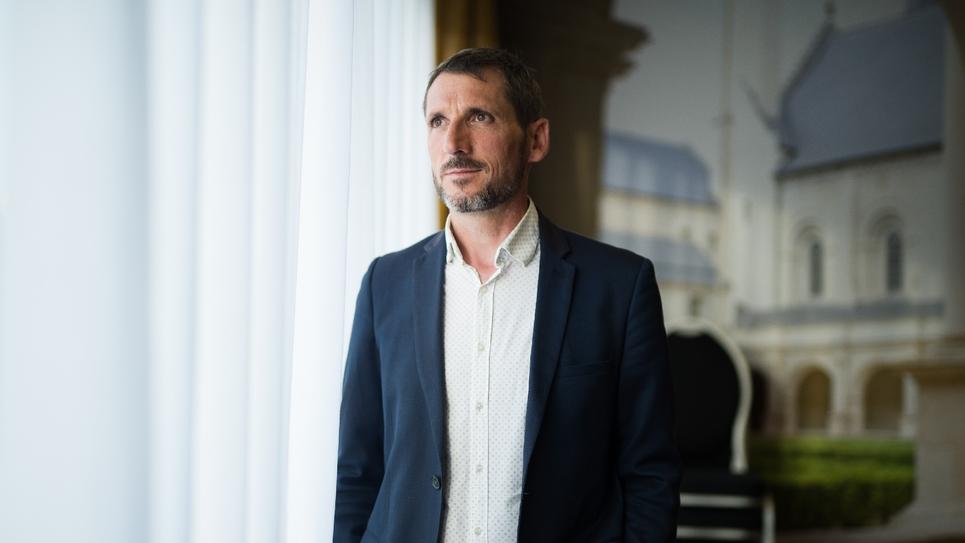 Matthieu Orphelin, élu de Maine-et-Loire, le 7 juin 2017 à Angers