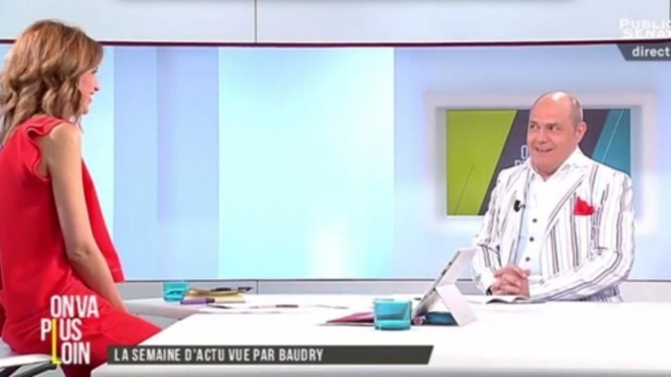 La semaine d'actu vue par Baudry, 26 mai