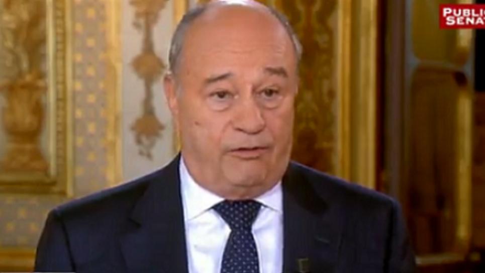 Jean-Michel Baylet, président du Parti radical de gauche
