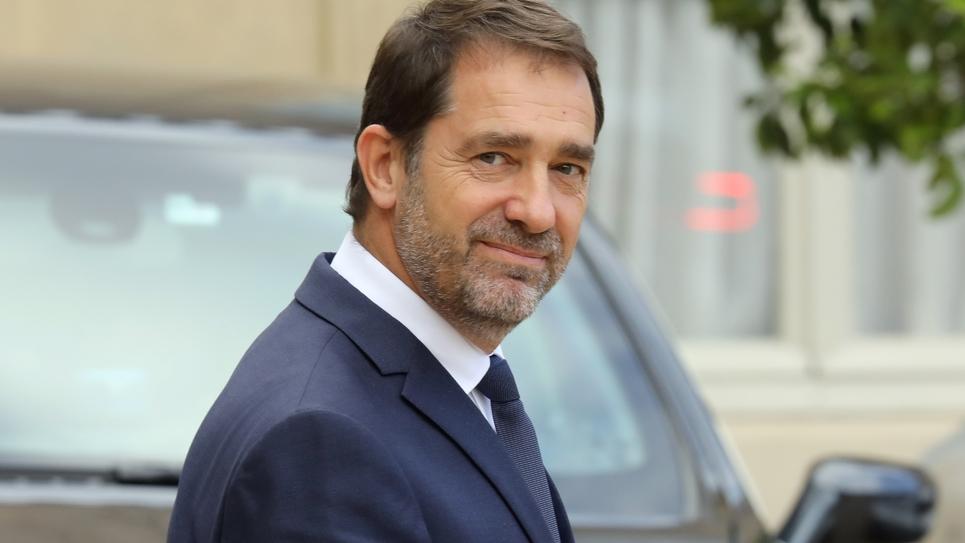 Le ministre de l'Intérieur Christophe Castaner, le 2 octobre 2019 à Paris
