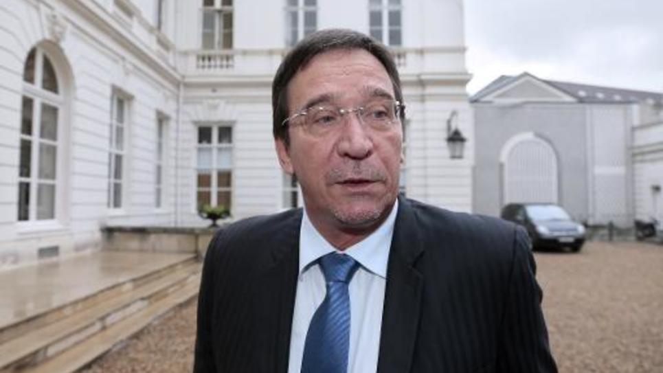 Le député Philippe Gomes (UDI), en octobre 2013 à Paris