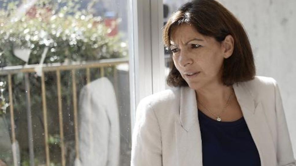 Anne Hidalgo le 18 septembre 2014 à Paris