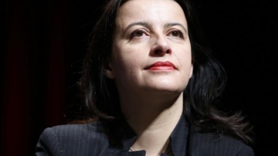 Cécile Duflot, députée de Paris, ancienne ministre