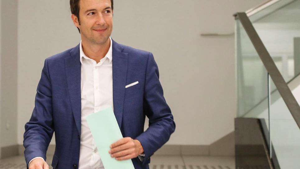 Guillaume Peltier le 11 juin 2019 à Paris