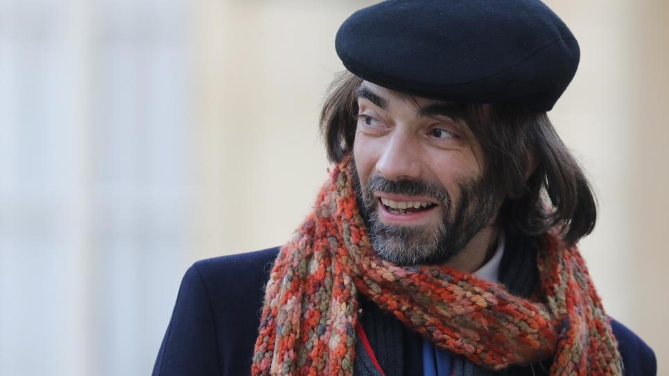 Cédric Villani, à Paris le 28 mars 2019