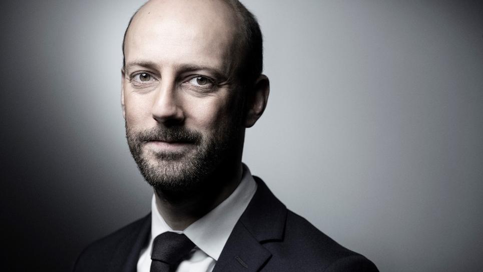 Le député LREM Stanislas Guerini, le 26 novembre 2018 à Paris