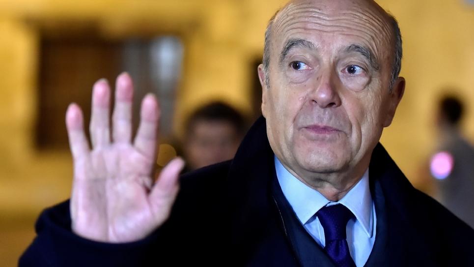 Alain Juppé le 1er février 2017 à Bordeaux