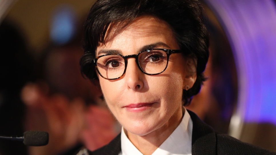 Rachida Dati le 7 novembre 2019 à Paris