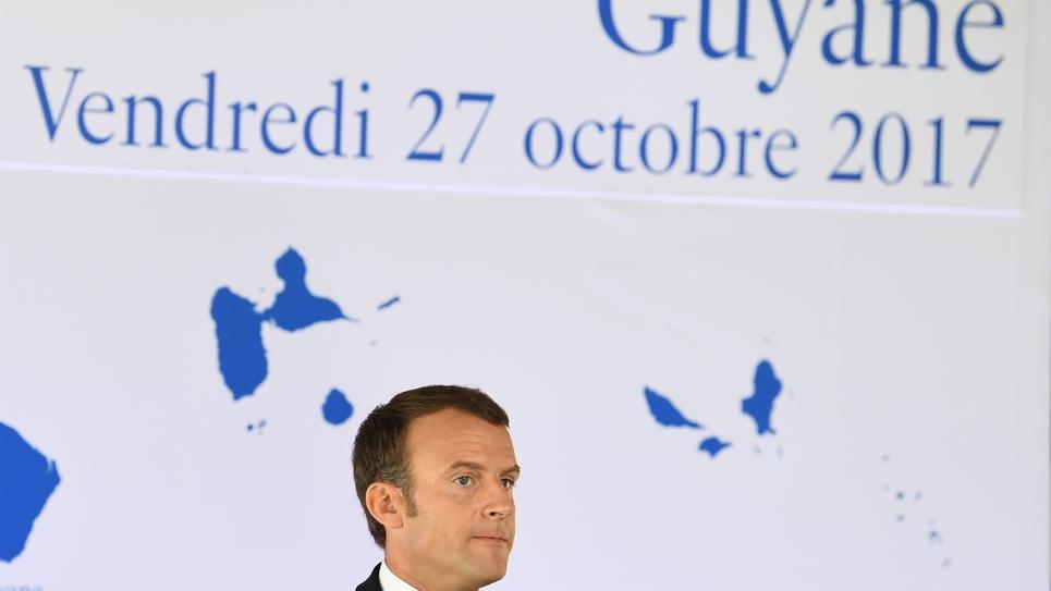 Ces mesures font suite aux promesses faites en octobre 2017 par Emmanuel Macron lors d'une visite en Guyane
