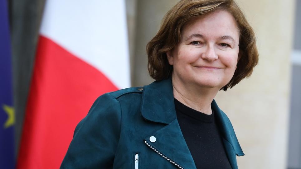 La ministre des Affaires européennes Nathalie Loiseau, le 30 janvier 2019 à l'Elysée, à Paris