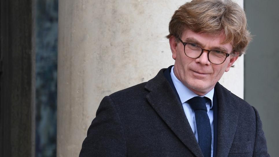 Marc Fesneau le 18 décembre 2019 à Paris