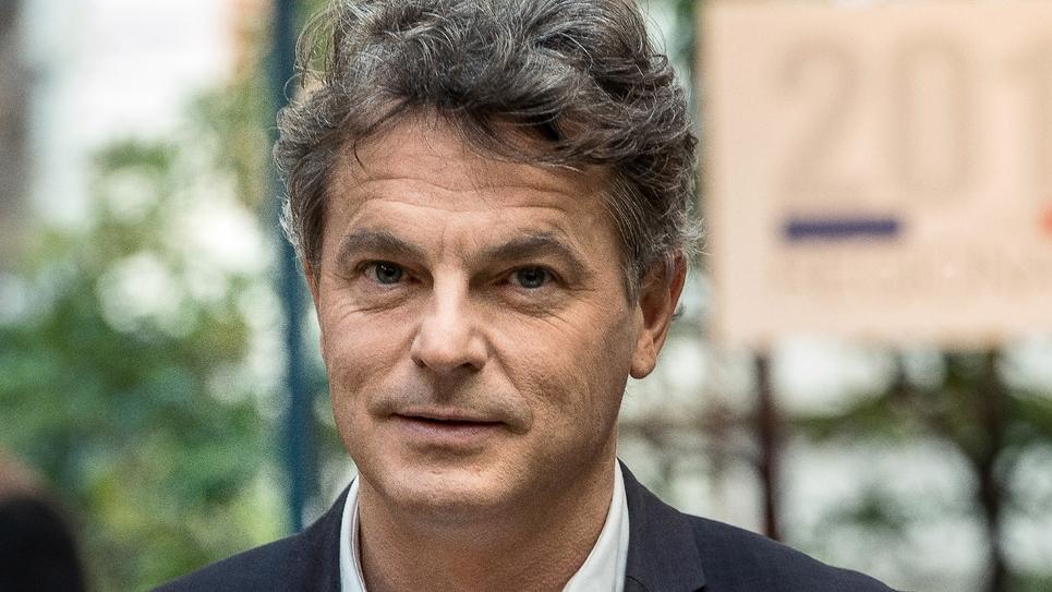 Fabien Roussel, le 2 décembre 2015 à Lille