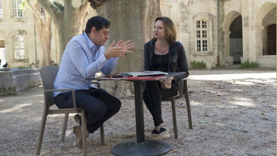 Olivier comente les images de la présidentielle 2017