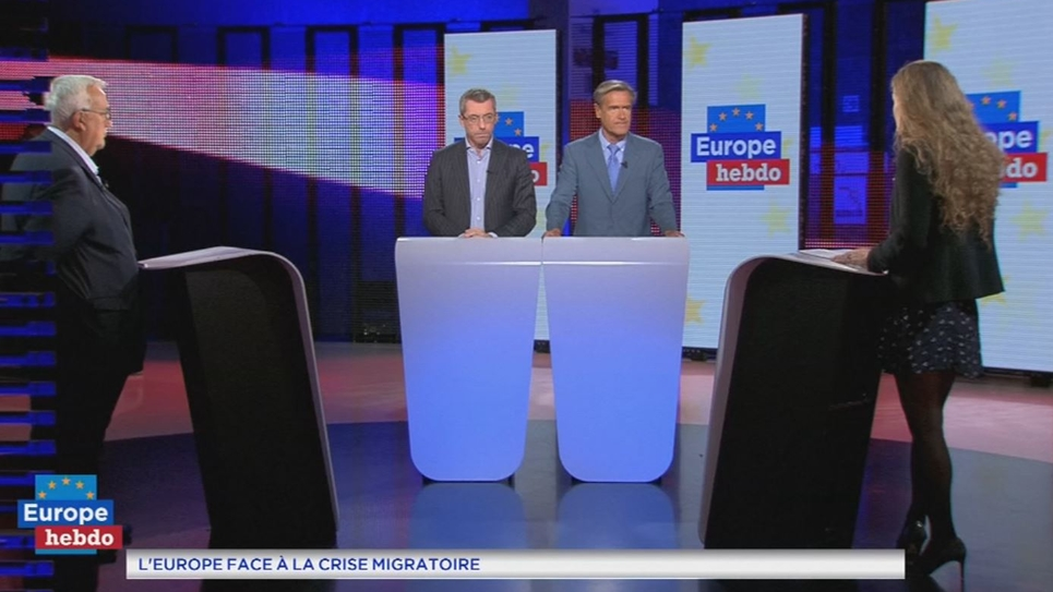L'Europe face à la crise migratoire