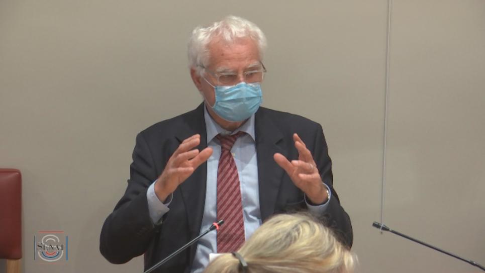 Jean-Pierre Obin, auditionné par les sénateurs, sur la loi séparatisme.