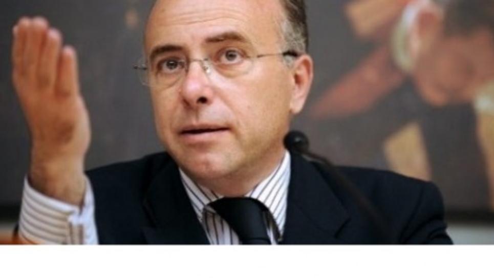 Bernard Cazeneuve, ministre de l'Intérieur