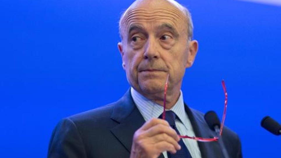 L'UMP Alain Juppé, le 8 juillet 2014 à Paris