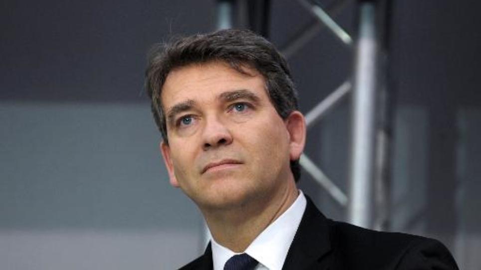 L'ancien ministre de l'Economie Arnaud Montebourg à Paris, le 4 décembre 2014