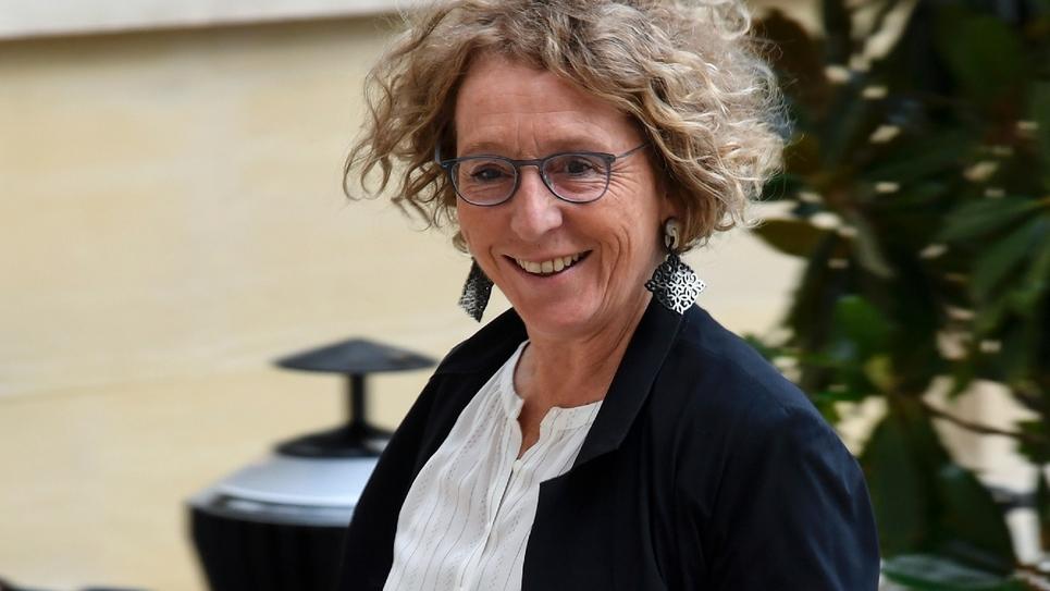 Muriel Pénicaud, le 30 août 2018 à Matignon