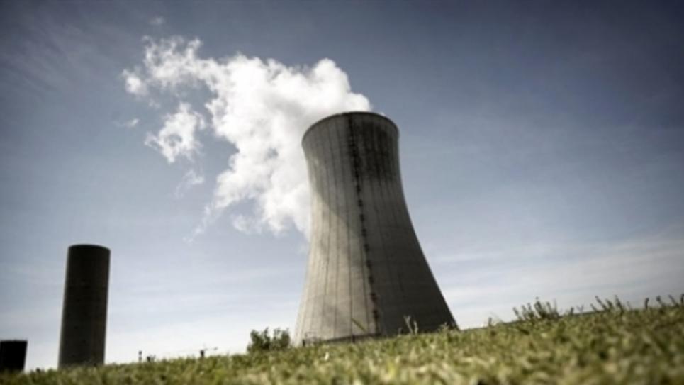 Nucléaire centrale Tricastin