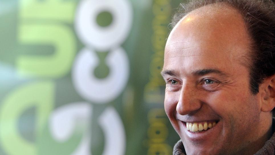 Sébastien Barles, désigné le 5 octobre 2019 tête de la liste EELV à Marseille pour les municipales 2020