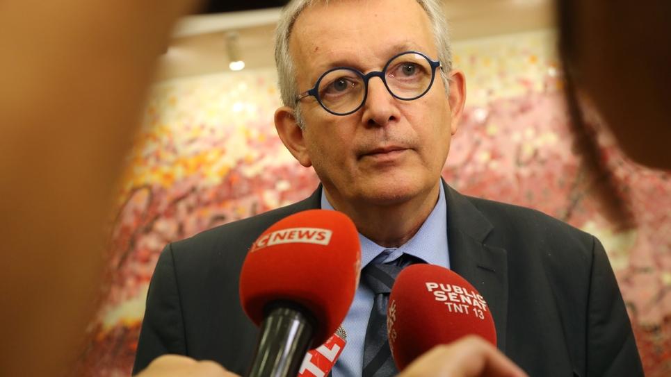 Pierre Laurent le 24 juillet 2018