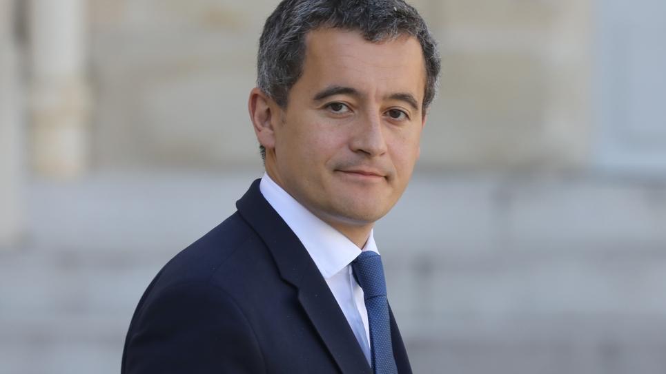 Le ministre des Comptes Publics Gérald Darmanin, le 11 septembre 2019, à Paris