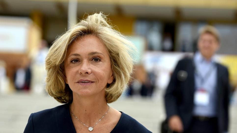 La présidente de la région d'Ile-de-France, Valérie Pécresse, à Paris, le 29 août 2019