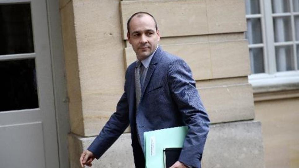 Laurent Berger le 25 février 2015 à Paris
