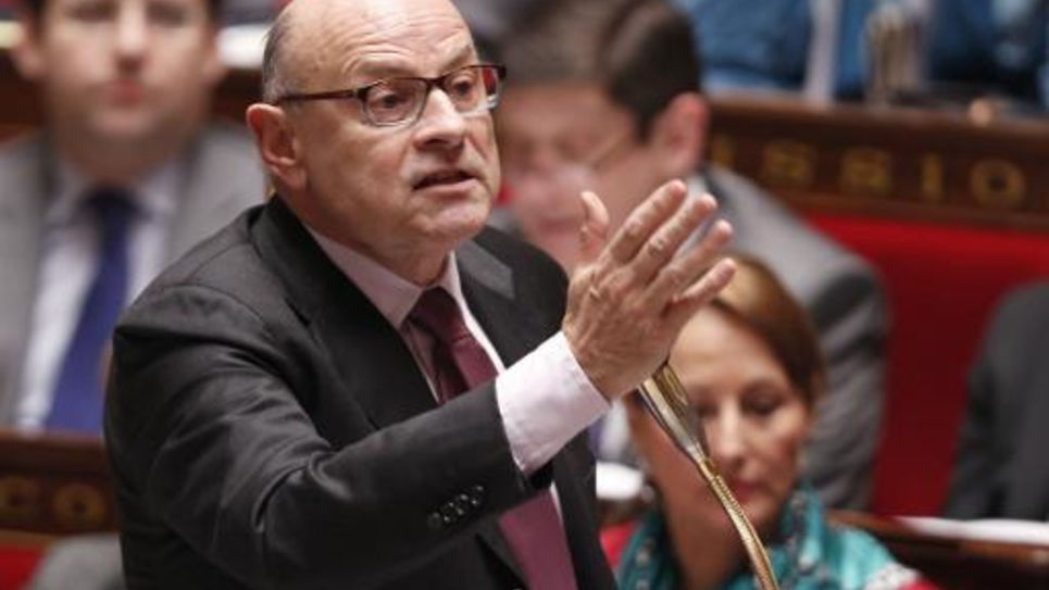 Jean-Marie Le Guen le 17 mars 2015 à l'Assemblée nationale à Paris