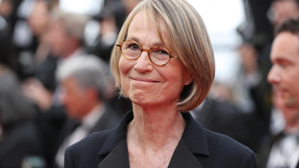 La ministre de la Culture, Francoise Nyssen, à Cannes, le 8 mai 2018