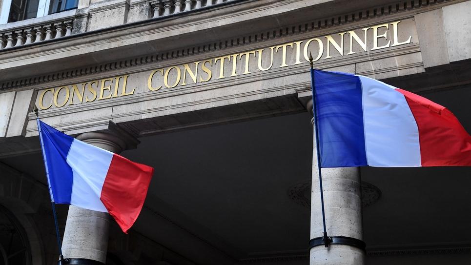 Conseil constitutionnel à Paris le 15 octobre 2018